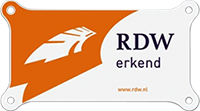 Sloopauto Erkend RDW bedrijf